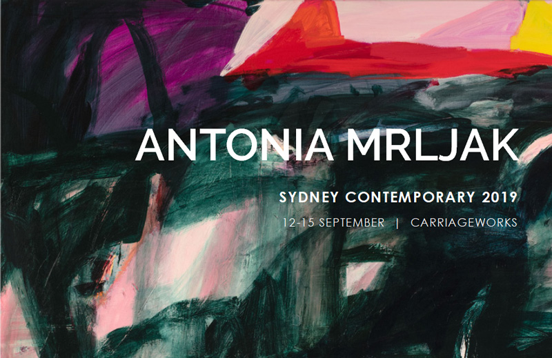 Antonia Mrljak - Sydney Contemporary