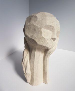 Kristiina Haataja - Ruth - Ceramic Sculpture