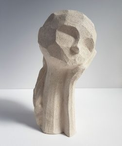 Kristiina Haataja - Ruth - Ceramic Sculpture