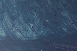 Monique Lovering - Blue - Abstract Painting