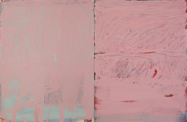 Monique Lovering - Elegy - Abstract Painting