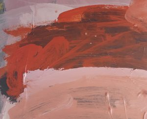 Monique Lovering - The Nude and the Quite - Abstract Painting