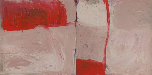 Monique Lovering - An Ongoing Conversation at the Table - Abstract Painting