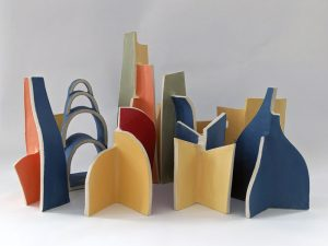Natalie Rosin - Montage No.2 - Ceramics