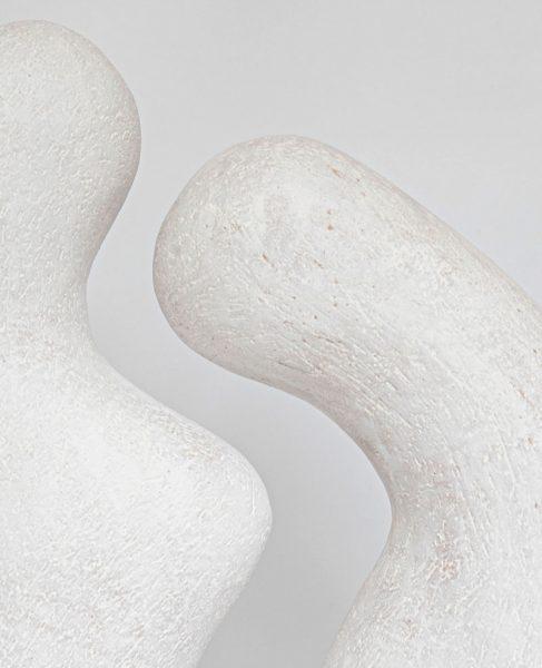 Paired 2 - Katarina Wells - Ceramic Sculpture