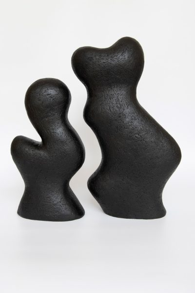Paired 3 - Katarina Wells - Ceramic Sculpture