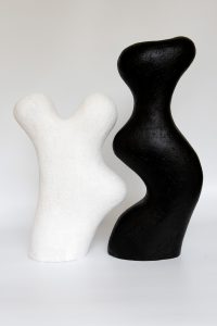 Paired 4 - Katarina Wells - Ceramic Sculpture