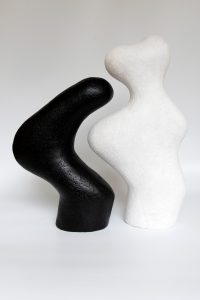 Paired 5 - Katarina Wells - Ceramic Sculpture