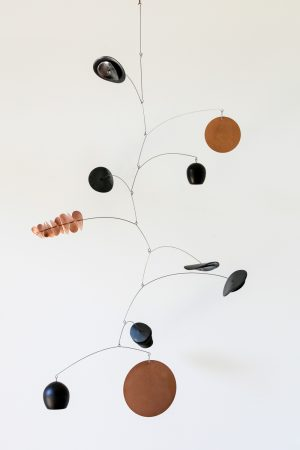 Odette Ireland - Multi Mobile - sculpture