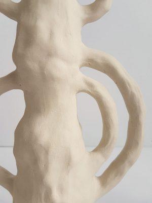 Karlien van Rooyen - Sleeping Under Celestial Bodies - Ceramic Scultpure