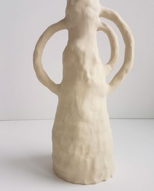 Karlien van Rooyen - Sleeping Under Celestial Bodies - Ceramic Scultpure
