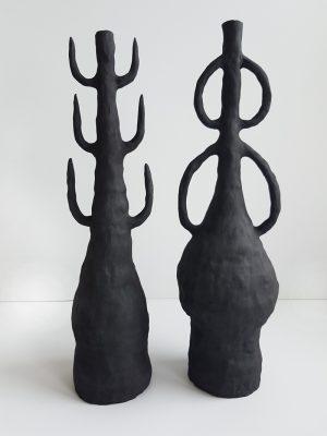 Karlien van Rooyen - Gubinge Pod - Ceramic Scultpure