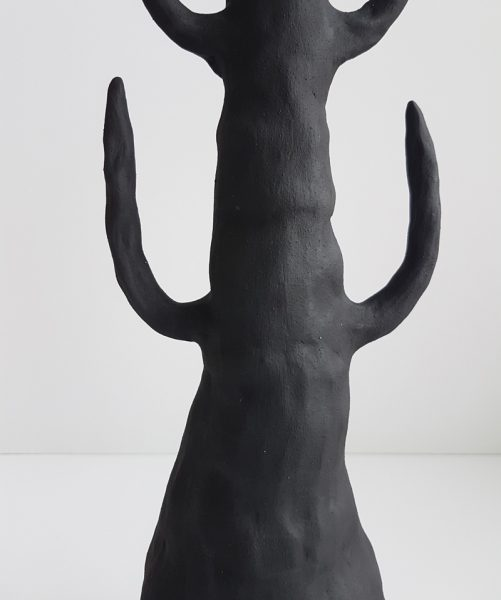 Karlien van Rooyen - Spinifex On Fire - Ceramic Scultpure