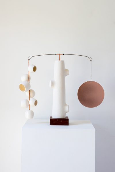 Odette Ireland - Counterbalance - sculpture