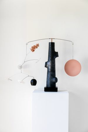 Odette Ireland - Counterbalance - sculpture