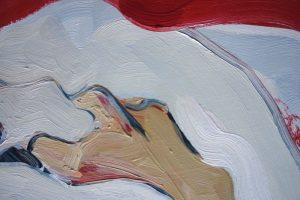 Maria Kostereva - Scream - Oil Painting