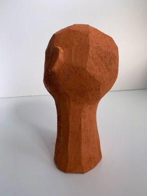 Kristiina Haataja - Jonah - Clay Sculpture