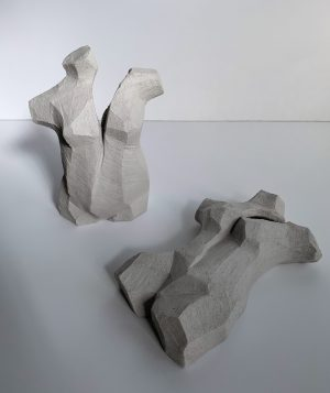 Kristiina Haataja - Yen Vessel - Clay Sculpture