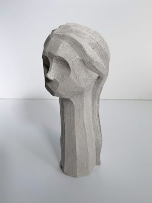 Kristiina Haataja - Tennina - Clay Sculpture
