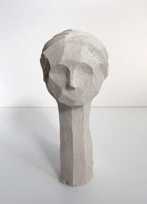 Kristiina Haataja - Tennina - Clay Sculpture
