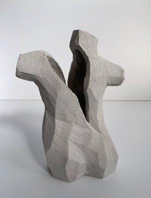 Kristiina Haataja - Merab Vessel - Clay Sculpture