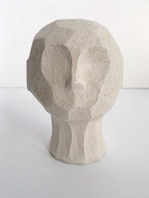 Kristiina Haataja - Cain - Clay Sculpture