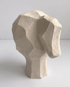 Kristiina Haataja - Tangela - Clay Sculpture