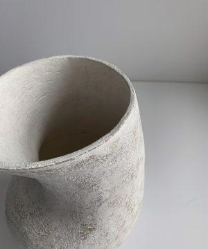 Katarina Wells - Apostrophe Vase - Ceramic Sculpture