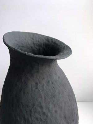 Katarina Wells - Moon Flower - Ceramic Sculpture