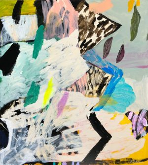 Diffuse & Disperse - Kaitlin Johnson - Abstract Painting