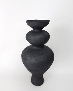 Katarina Wells - Papa Vessel - Ceramic Sculpture