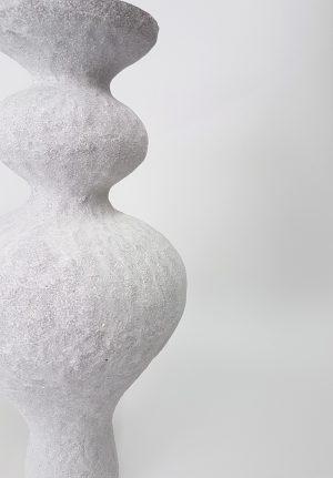 Katarina Wells - Mama Vessel - Ceramic Sculpture