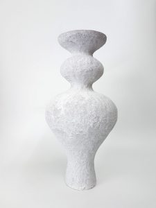 Katarina Wells - Mama Vessel - Ceramic Sculpture