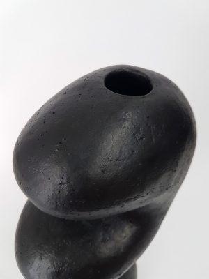 Katarina Wells - Chatterbox - Ceramic Sculpture