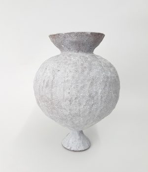 Katarina Wells - Honesty Vessel - Ceramic Sculpture
