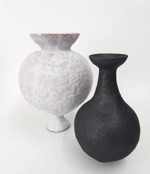 Katarina Wells - Cato Vessel - Ceramic Sculpture