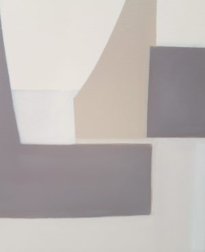 Leonie Barton - Puzzle of the Arch - Abstract Painting