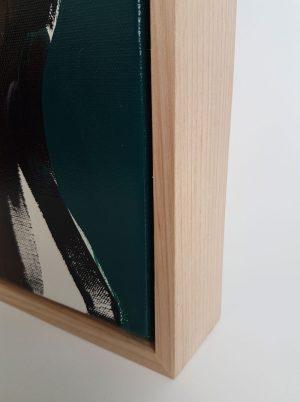 Nunzio Miano - The Australian No.8 - Figurative Painting
