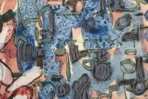 Amy Wright - The Secret Walled Garden - Work on paper