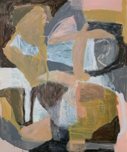 Diana Miller - Flaneur - Abstract Painting