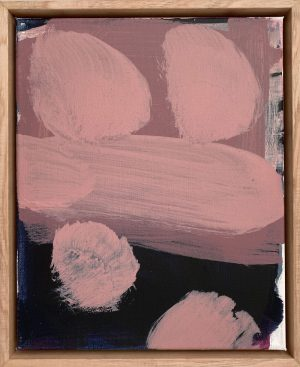 Monique Lovering - Twelve Thirty-Five - Abstract Painting