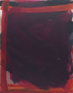 Monique Lovering - Five Thirty-Eight PM - Abstract Painting