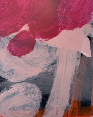 Monique Lovering - Eclipse - Abstract Painting