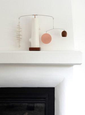 Odette Ireland - Counterbalance No.23 - Ceramic Sculpture