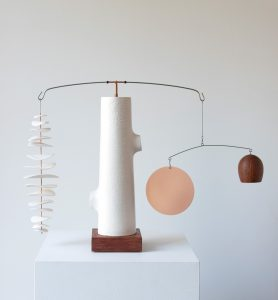 Odette Ireland - Counterbalance No.23 - Ceramic Sculpture