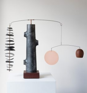 Odette Ireland - Counterbalance No.24 - Ceramic Sculpture