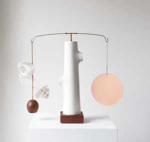 Odette Ireland - Counterbalance No.25 - Ceramic Sculpture