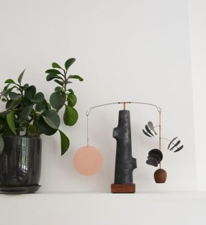 Odette Ireland - Counterbalance No.26 - Ceramic Sculpture