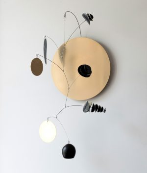 Odette Ireland - Eucalypt Wall Mobile Composition no.8 - Sculpture