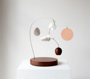 Odette Ireland - Ornamental Mobile No.1 - Ceramic Sculpture
